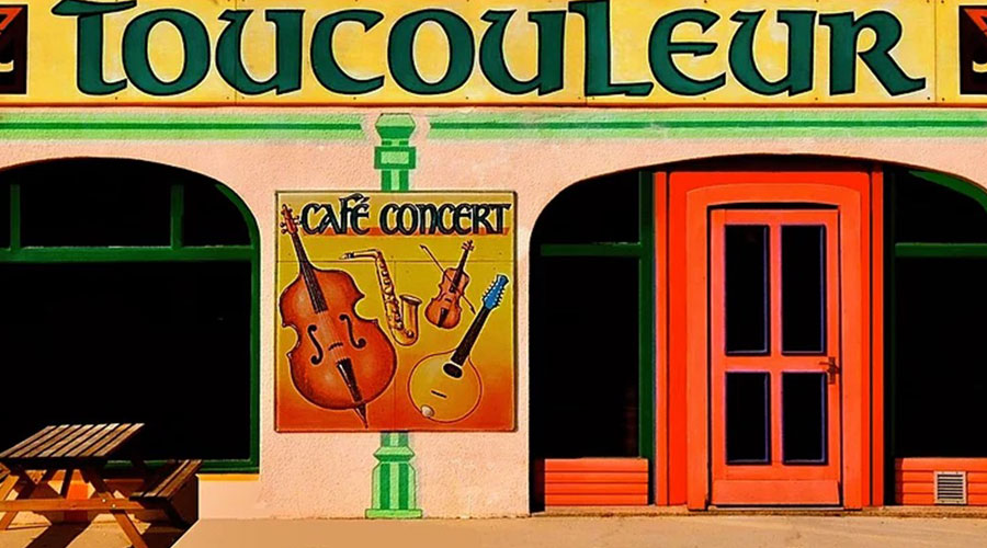 hotel kyriad lannion perros guirec week end irlandais cafe concert toucouleur
